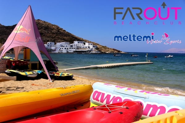 Far Out Beach Club & Meltemi Watersports